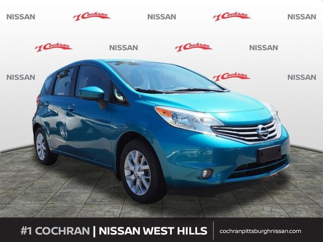 Certified Pre-Owned 2016 Nissan Versa Note SV