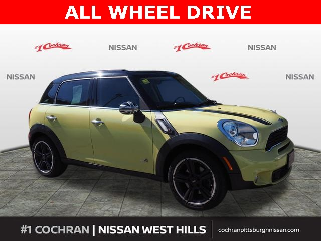 Pre Owned 2017 Mini Cooper S Countryman All4