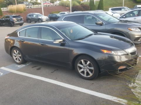 Pre-Owned 2012 Acura TL 3.5