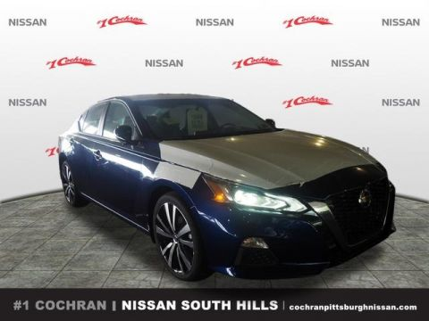 New 2019 Nissan Altima 2.0 SR