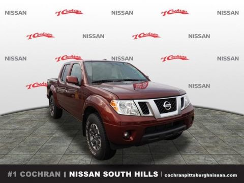Certified Pre-Owned 2017 Nissan Frontier PRO