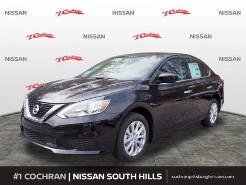 New 2019 Nissan Sentra S