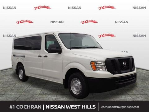 New 2019 Nissan NV Passenger S