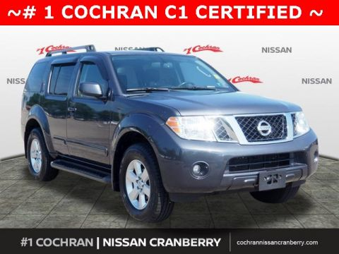 Pre-Owned 2011 Nissan Rogue SV 4D Sport Utility in Coraopolis