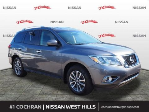 Certified Pre-Owned 2016 Nissan Pathfinder SV