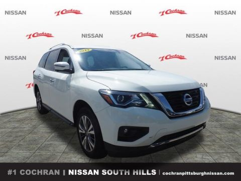 Certified Pre-Owned 2016 Nissan Pathfinder Platinum 4D Sport Utility